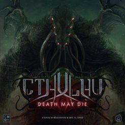 Cthulhu: Death May Die Cover Artwork