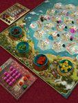 Board Game Accessory: Century: Eastern Wonders – Playmat