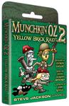 Board Game: Munchkin Oz 2: Yellow Brick Raid