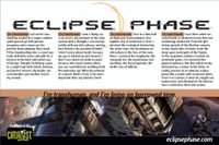 RPG: Eclipse Phase (First Edition)