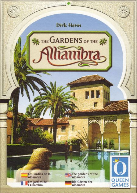 Image result for gardens of alhambra game