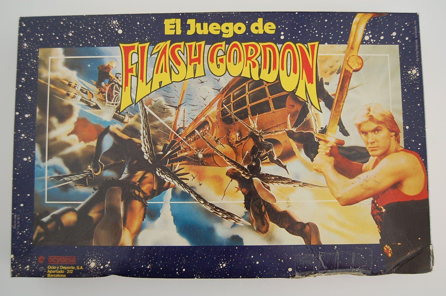 El Juego de Flash Gordon