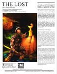 RPG Item: The Lost