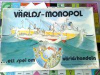 Board Game: Världs-kontroll