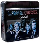 Board Game: Law & Order Game