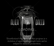 Video Game: Alien Breed