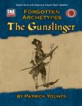 RPG Item: Forgotten Archetypes 1: The Gunslinger