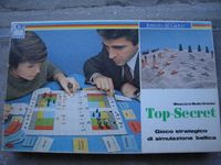 Board Game: Top-Secret