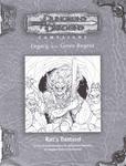 RPG Item: LGR08: Rat's Bastard