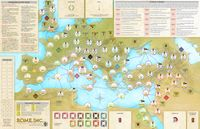 Board Game: Rome, Inc.: From Augustus to Diocletian