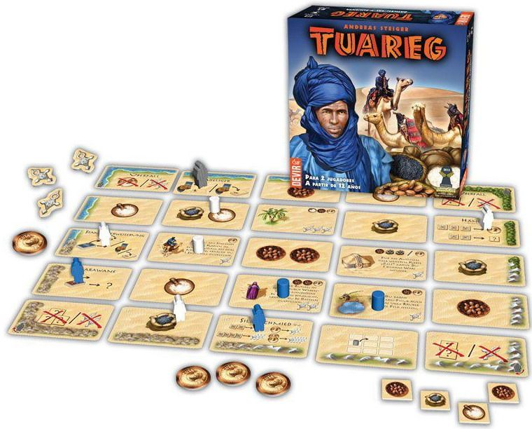 Tuareg Tablero