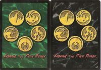 Board Game: Legend of the Five Rings