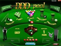 Video Game: DDD Pool