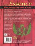RPG Item: Spell Law: of Essence (RMFRP, 4th Edition)