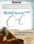 RPG Item: Sidebar #25: 14 Non-Adventuring Magic Items