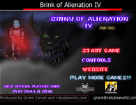 Video Game: Brink of Alienation IV: Part Two