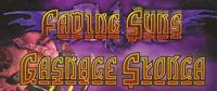 RPG: Fading Suns (1st & 2nd Editions)