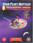 Board Game: Star Fleet Battles: Module G3A – Supplementary Annexes