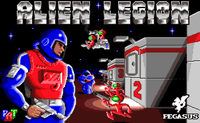 Video Game: Alien Legion