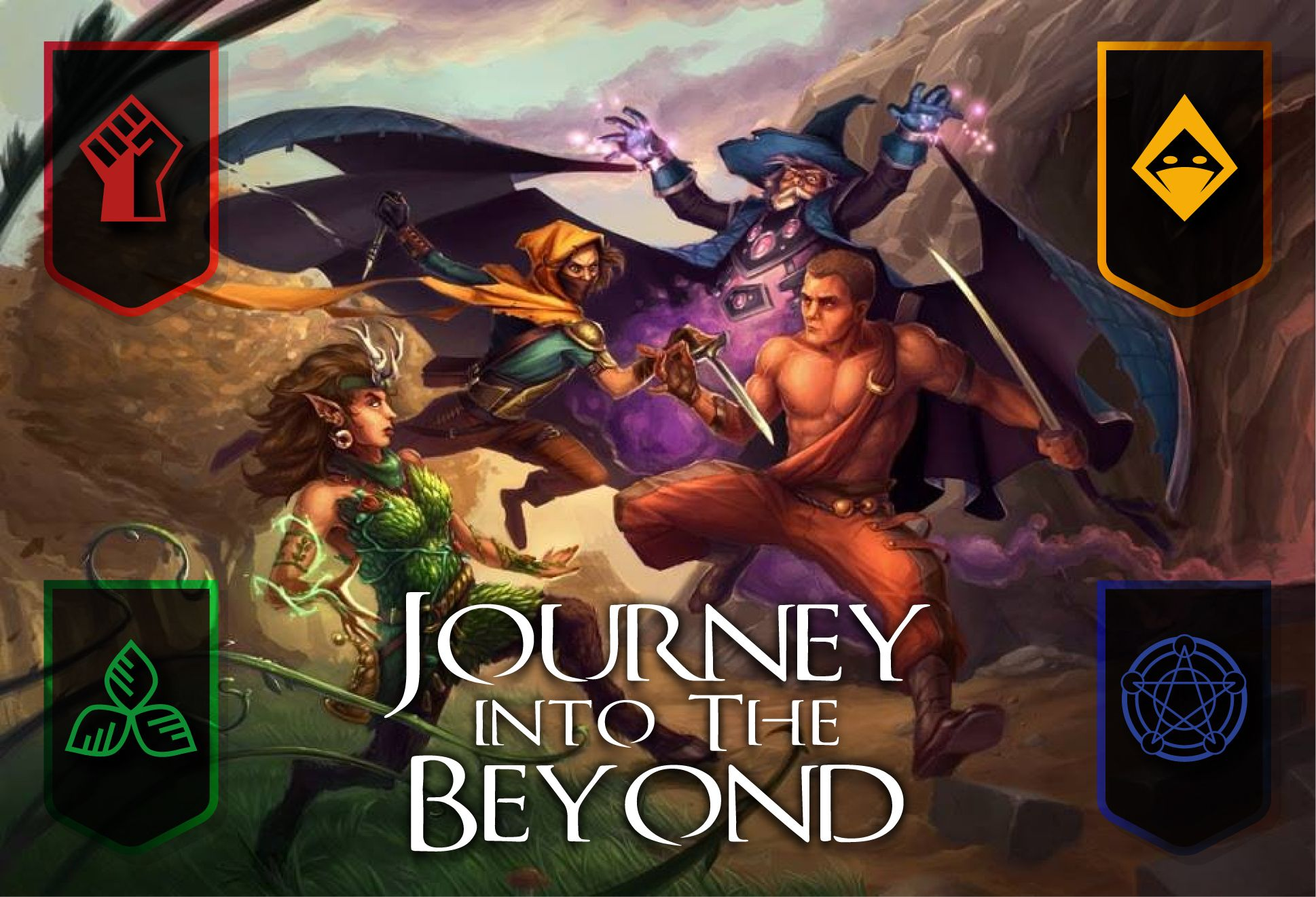 Journey Into The Beyond