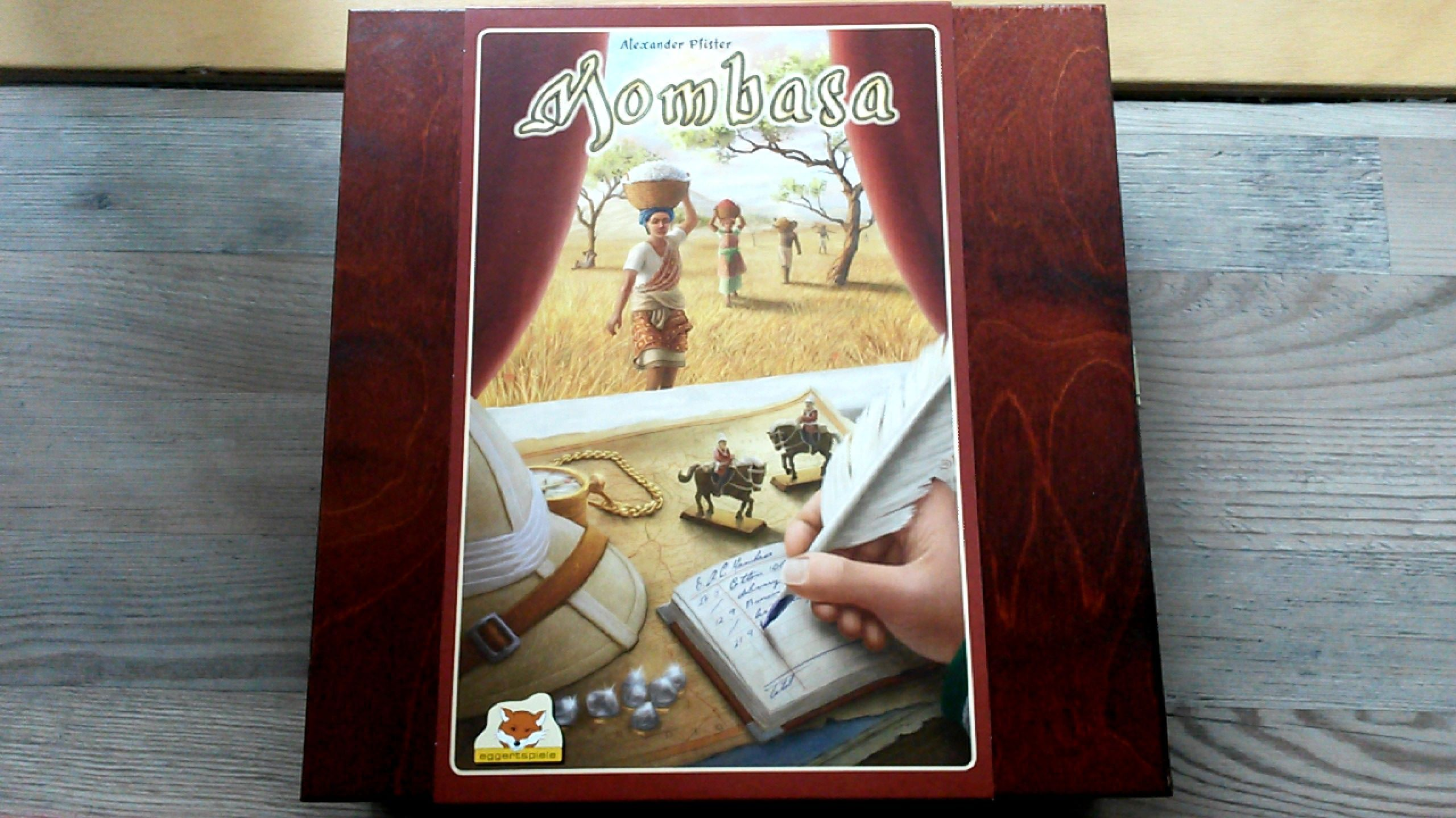 Mombasa (Limited Edition)