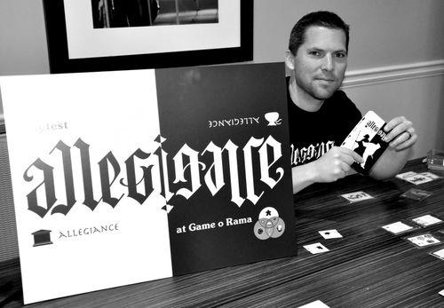 Board Game: Allegiance
