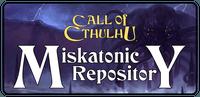Series: Miskatonic Repository