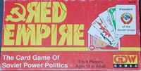 Board Game: Red Empire