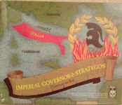 Board Game: Imperial Governor & Strategos