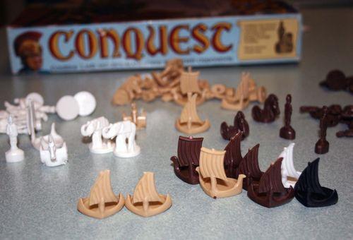 Board Game: Conquest