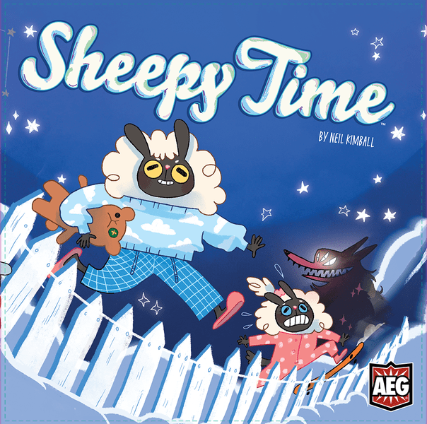 Sheepy Time Box Cover