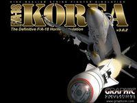 Video Game: F/A-18 Korea