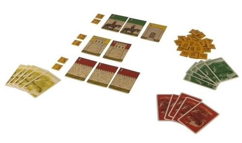 Board Game: Great Wall of China