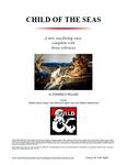 RPG Item: Child of the Seas