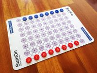 Board Game: Sum On