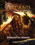RPG Item: Forged in Magic (Arcanis)