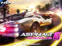 Video Game: Asphalt 6: Adrenaline