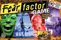 Board Game: Fear Factor Game