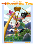 RPG Item: Table Top Adventure Time Core Rules Version One