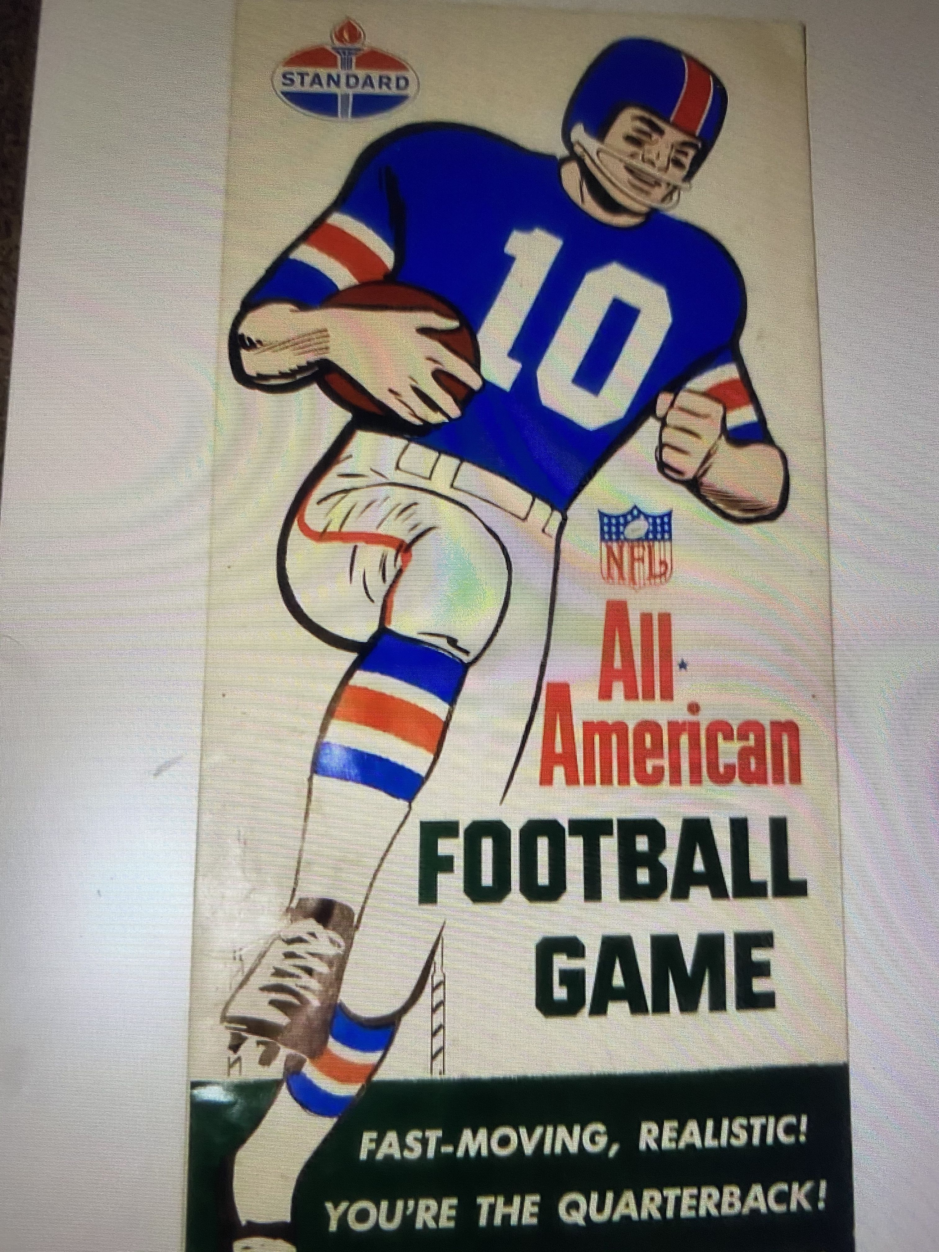 NFL All American Football Game