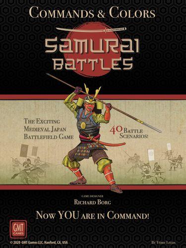 Board Game: Commands & Colors: Samurai Battles