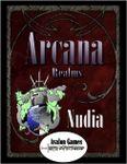 RPG Item: Arcana Realms: Nudia