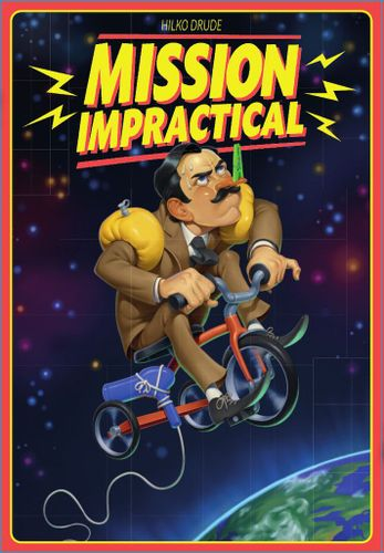 Board Game: Mission Impractical