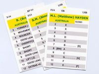 Board Game: International Cricket
