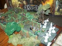 Board Game Publisher: Dwarven Forge