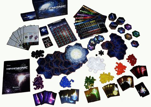 Board Game: Hegemonic