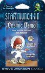 Board Game: Star Munchkin Cosmic Demo