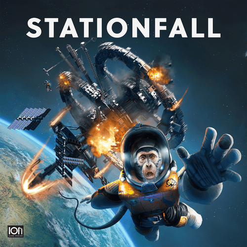 Board Game: Stationfall