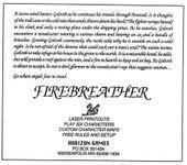 RPG: Firebreather