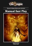 RPG Item: Manual Fast Play